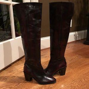 Frye women's over the knee boots 8.5 medium